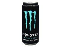 Monster Absolutely Zero energetický nápoj 12x500ml