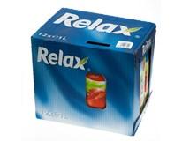 Relax Fruit drink jablko 12x1L PET