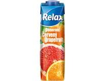 Relax Pomeranč-červený grep 12x1L