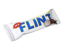 Flint Tyčinka kokosová s bílou polevou 35x50g