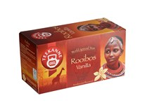 Teekanne Čaj Rooibos vanilka 3x35g