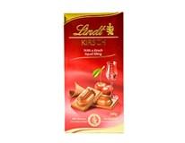 Lindt Kirsch tablet čokoláda s náplní 1x100g
