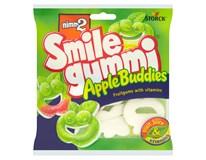 Nimm2 Smilegummi Apple Buddies bonbóny 9x90g