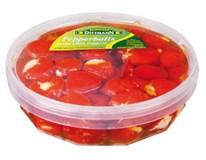 Matithor Feferony červené plněné sýrem (pevný podíl 750g) chlaz. 1x1kg