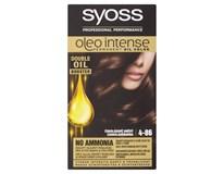 Syoss Oleo Barva na vlasy 4-86 čokoládově hnědý 1x1ks