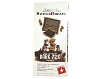 Swiss Dream Dark 72% 1x100g