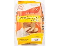Jizerské pekárny Směs na slunečnicový chléb bezlepková 1x500g