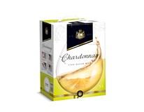 Víno Mikulov Chardonnay 4x5L BiB
