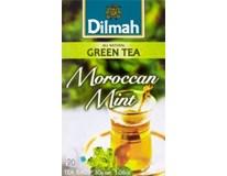 Dilmah Čaj zelený marocká máta 1x30g