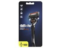 Gillette Fusion Proglide Manual strojek flexball 1x1ks + náhradní hlavice 1x1ks