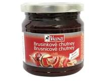 Valenzi Brusinkové chutney chilli 1x220g
