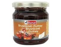 Valenzi Brusinkové chutney curry 1x220g