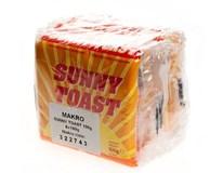 Sunny Toast tavené plátky s rostlinným tukem chlaz. 6x100g