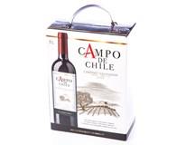 Campo de Chile Cabernet Sauvignon 1x3L BiB