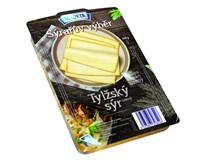 Tylžský sýr uzený plátky chlaz. 1x100g