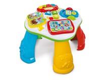 Interaktivní hračka - stoleček Clementoni 1ks