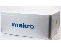Box/bedna polystyrenová s víkem nosnost 20kg 38x24,5x58cm 1ks