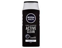 Nivea Active Clean šampon pán. 1x250ml