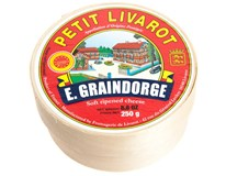 Livarot sýr zrající chlaz. 1x250g