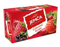 Jemča Čaj červené plody 6x40g