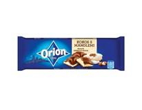 Orion Čokoláda mléčno-bílá kokos 1x240g