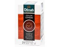Dilmah Čaj černý Gourmet Ceylon Supreme 1x50g