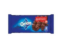 Orion Čokoláda Kaštany ledové 15x150g