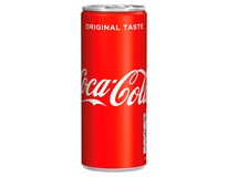 Coca-Cola Original 24x250ml plech