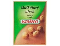 Kotányi Muškátový ořech mletý 5x18g
