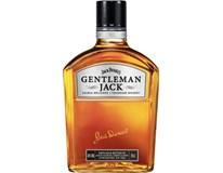 Jack Daniel's Tennessee Gentleman Jack 40% whiskey 6x700ml