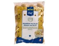 Metro Chef Brambory konzumní prané 60/80 typ A salátové čerstvé 1x5kg
