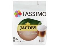 Tassimo Latte Macchiato 1x(8x7g+8x26g) kapsle