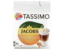 Tassimo Latte Macchiato Caramel 1x(8x7g+26,5g) kapsle