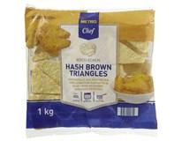 Metro Chef Hash Brown Triangles trojhránky mraž. 1x1kg