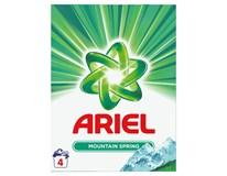 Ariel Mountain Spring prací prášek (4 praní) 24x300g
