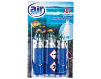 Air Sprej Náplň do osvěžovače Aqua 3x15ml