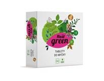 Real Green clean Tablety do myčky 1x40ks