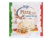 Pizza korpus pšeničný 2x115g