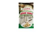 Lucka Nudle rýžové bezlepkové 3mm 1x240g