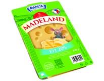 Madeta Madeland Fitness 20% sýr plátky chlaz. 1x100g