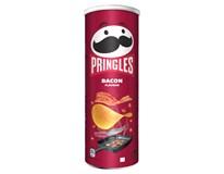 Pringles Slanina chipsy 1x165g