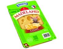 Madeta Madeland sýr uzený 44% plátky chlaz. 1x100g