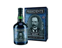 Presidente 23 anos rum 40% 1x700ml