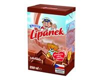 Lipánek Mléko kakaové chlaz. 1x250ml UHT