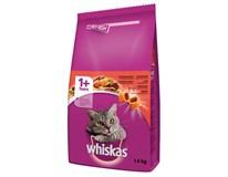 Whiskas Hovězí maso pro kočky 1x1400g
