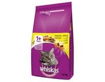 Whiskas Kuře+zelenina pro kočky 1x1400g