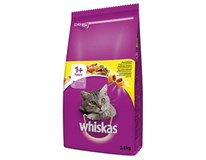 Whiskas Kuřecí granule pro kočky 1x3,8kg