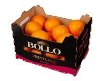 Pomeranče červenomasé Bollo 6/7 čerstvé 1x4kg