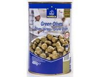 Horeca Select Olivy zelené s peckou 280/300 1x4kg