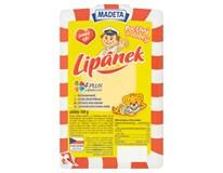 Lipánek Gouda sýr 48% plátky chlaz. 1x100g